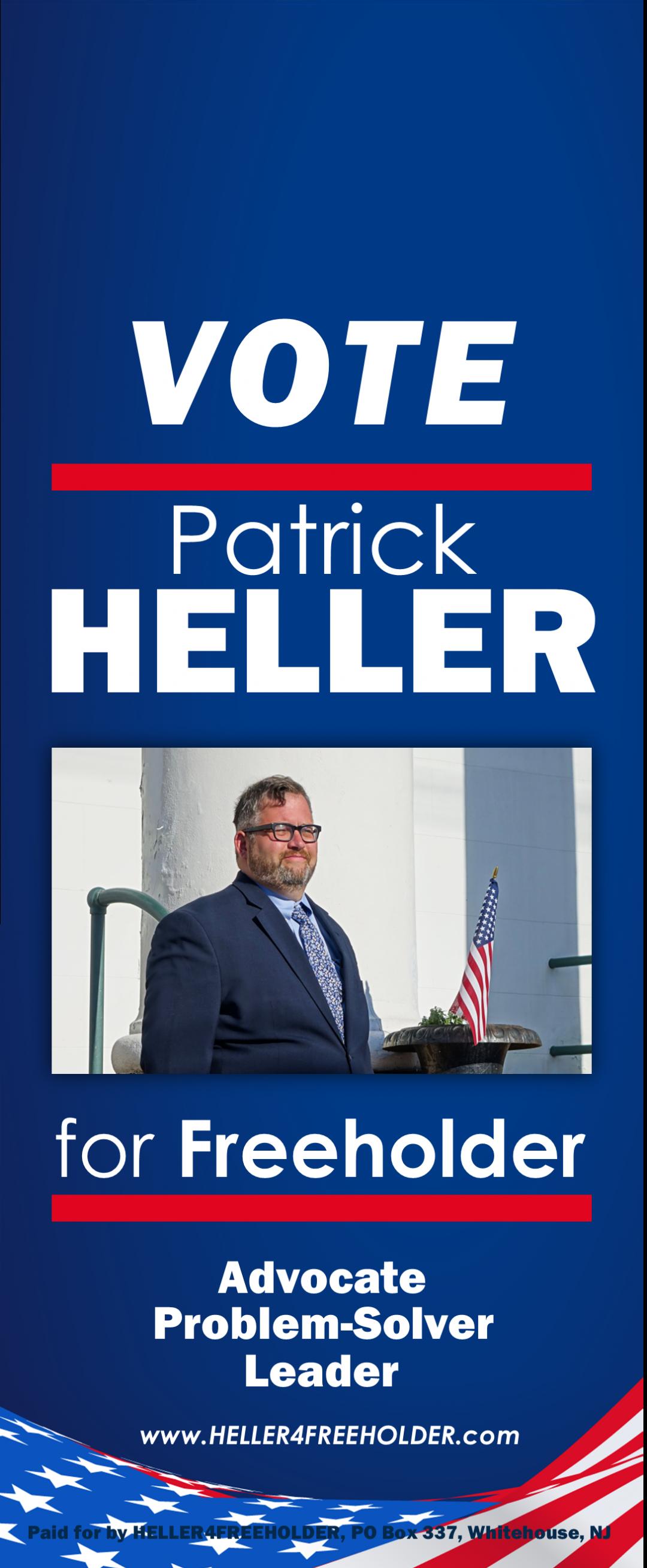 Heller Door Hanger - www.visualbreakthroughs.com